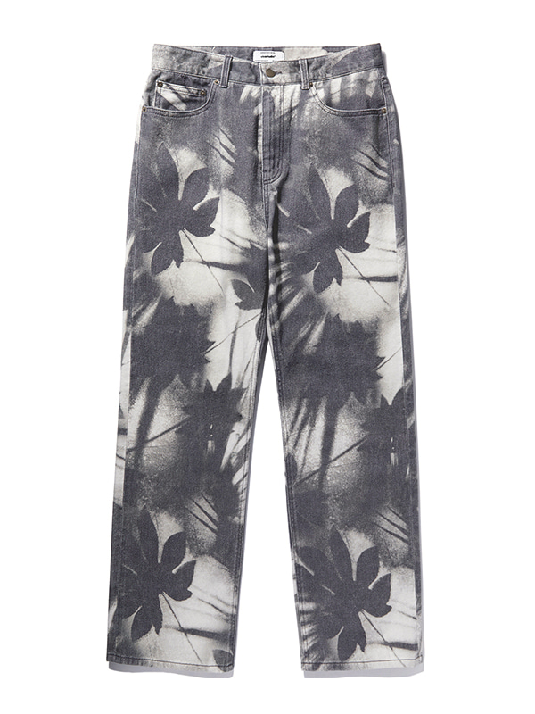 LEAF JEANS KS [GREY]