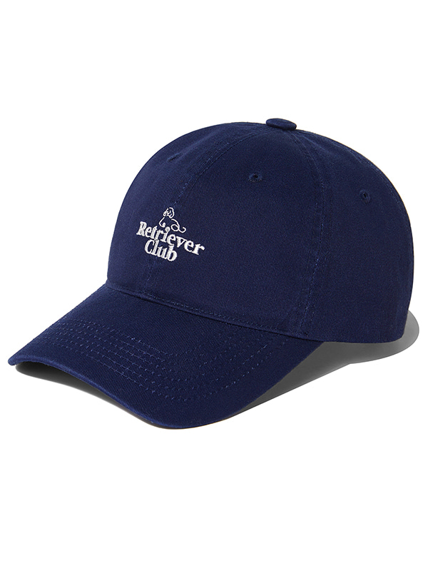 RC LOGO EMBROIDERED CAP KS [NAVY]