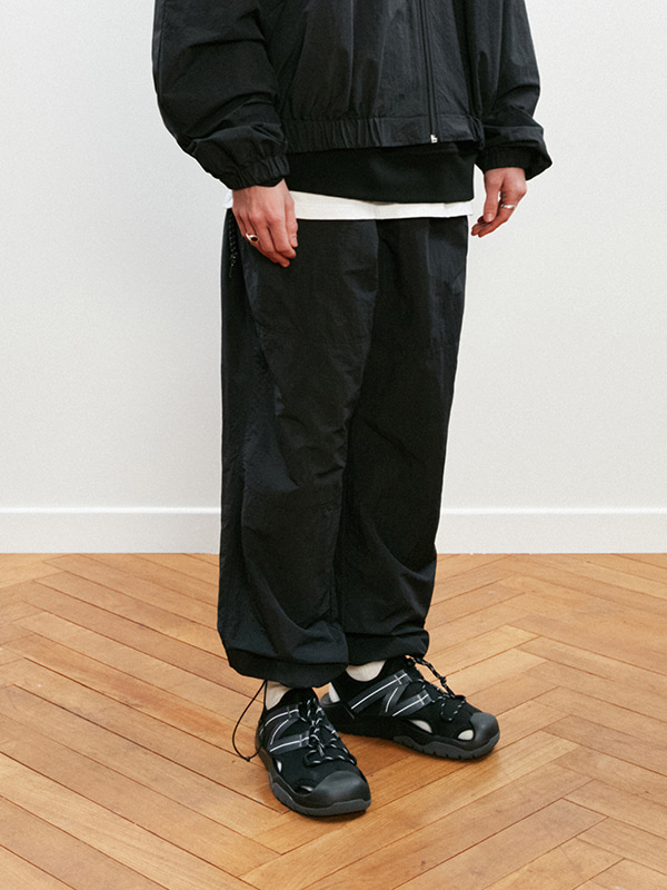 TRACK PANTS KS [BLACK]